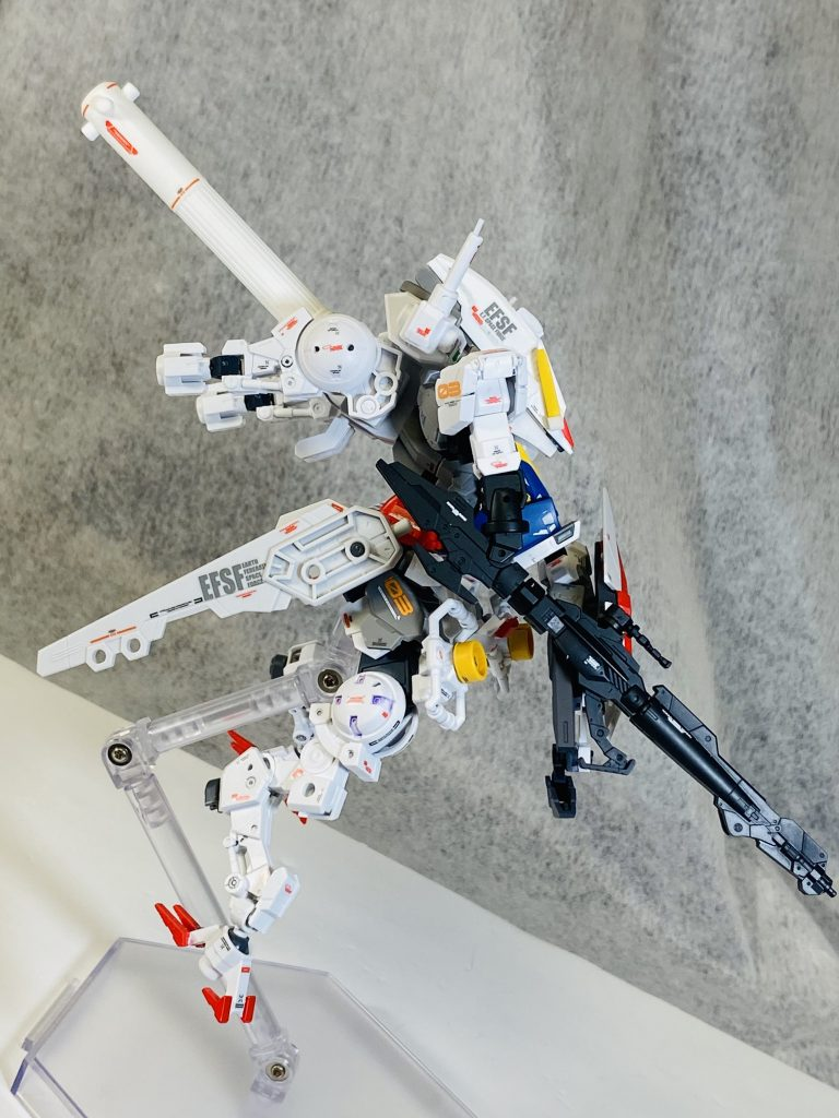 RX078 G-ボゥイ 制作工程3