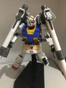 RX-78-2 ガンダム(最終戦仕様)