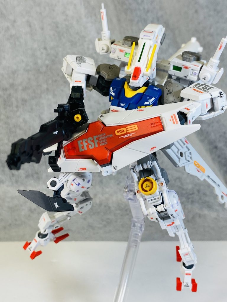 RX078 G-ボゥイ 制作工程5