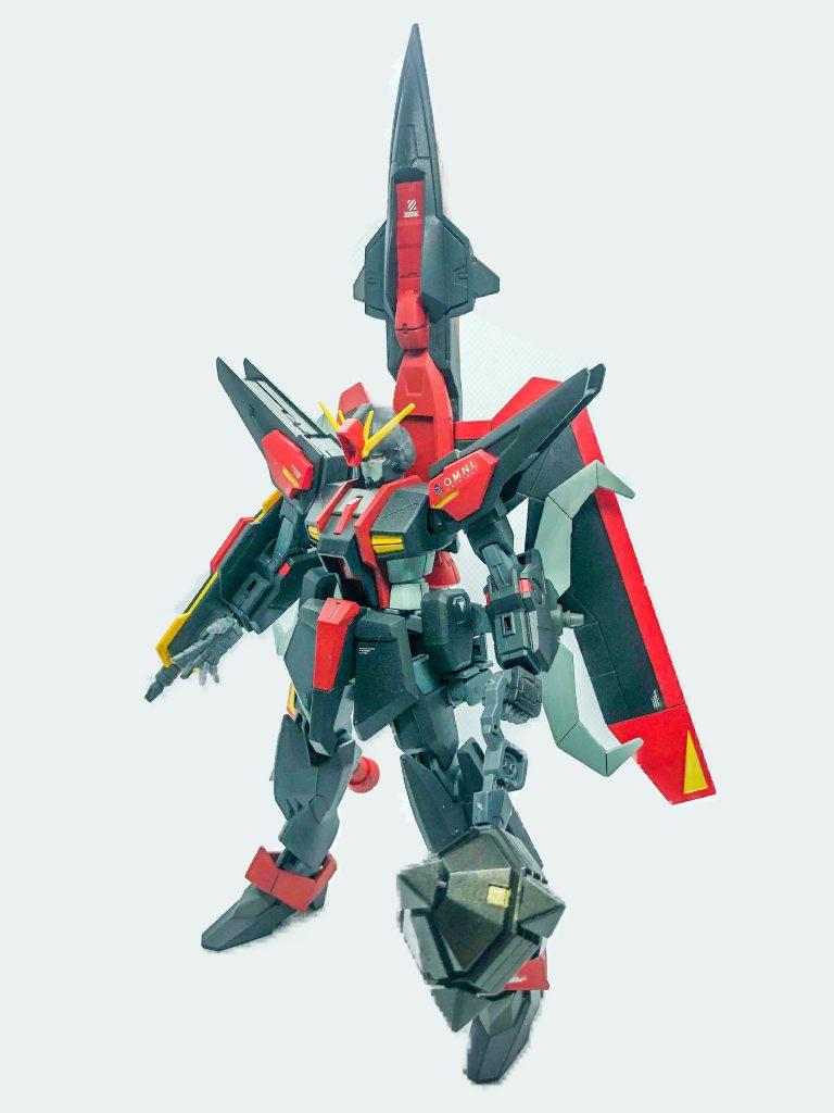 GAT-X370 レイダーガンダム アピールショット1
