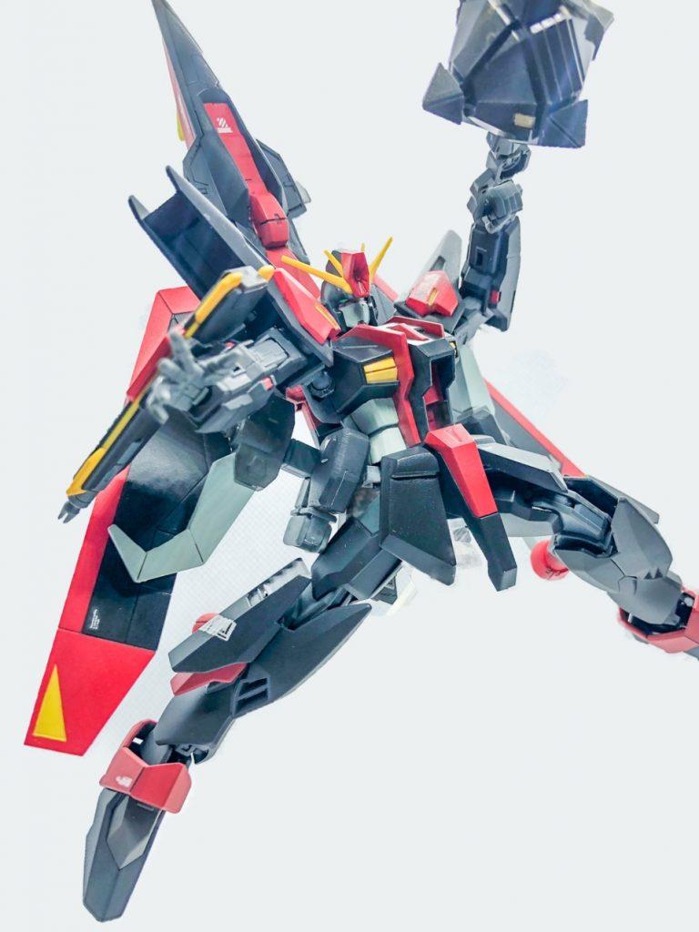 GAT-X370 レイダーガンダム アピールショット6