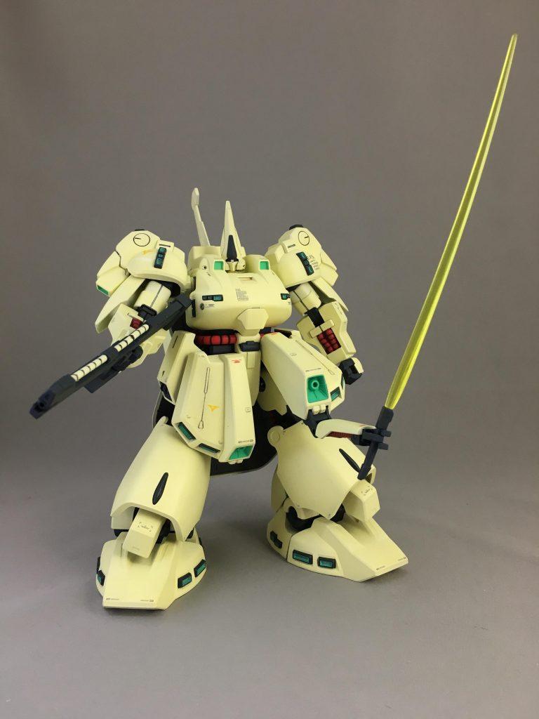 PMX-003 ジ・オ 制作工程2