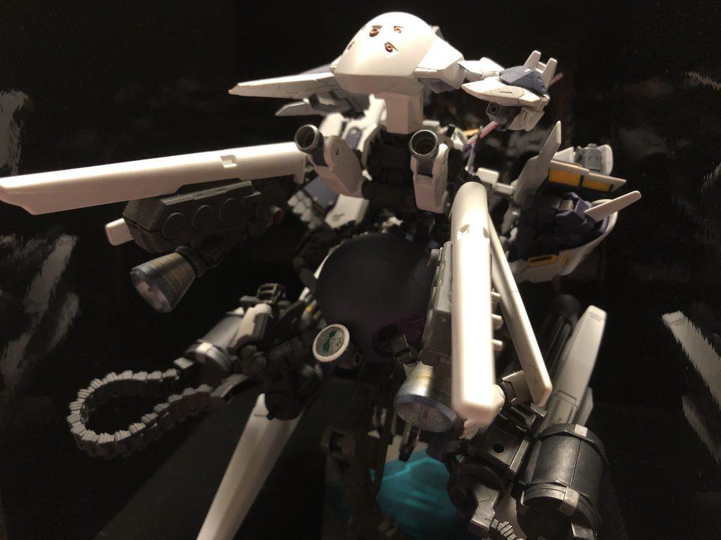 TR-6  [ウーンドウォート/要塞攻略仕様] 制作工程7