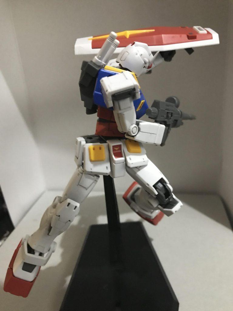 RX-78-2 ガンダム(最終戦仕様)  アピールショット4