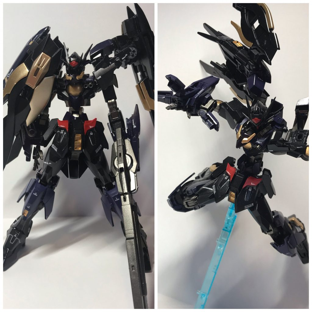 GN-xxxx4 ガンダムドミニオン