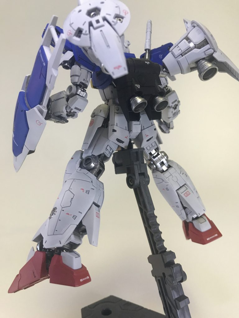 GUNDAM GP01 FULL BURNERN アピールショット3