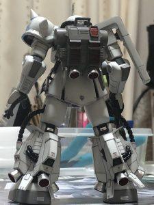 HGUC MS06R-1A ZAKUⅡ