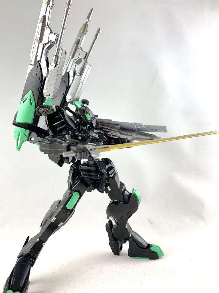ASW-G-01/E ガンダムバエル・エラー アピールショット8