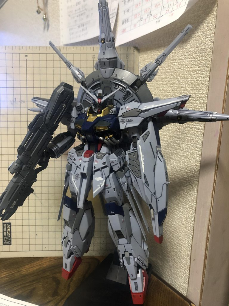 ZGMF-X13A  プロヴィデンス