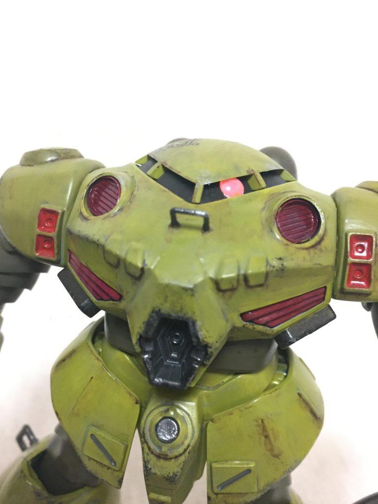 ズゴックE(緑) アピールショット2
