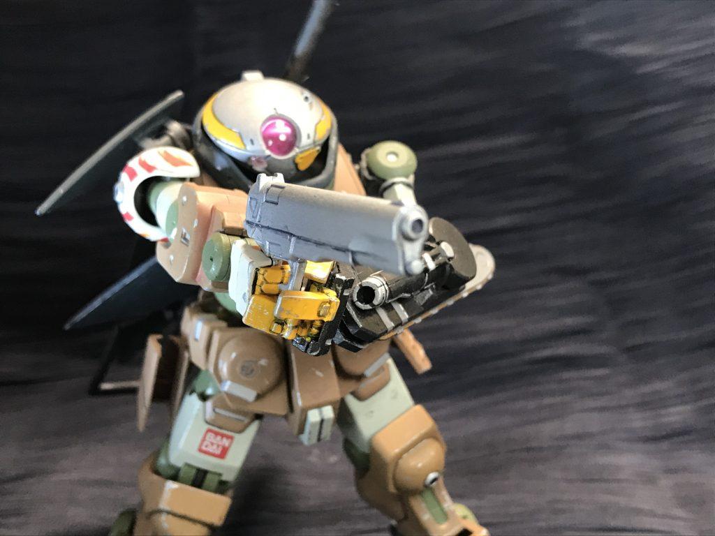 グリモア ゾンビストライカー 制作工程8