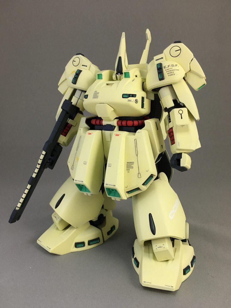 PMX-003 ジ・オ アピールショット1