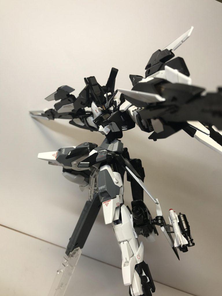 ガンダムAGE2ファルケ アピールショット8