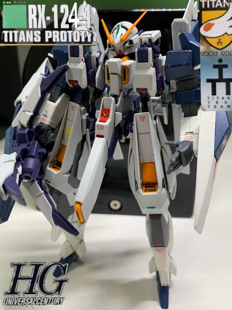TR-6 RX124 ウーンドウォート:マギナ