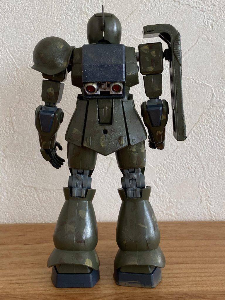 MG 旧ザク MS-05 アピールショット3