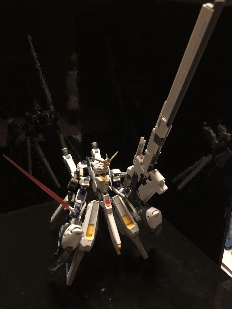 TR-6  [ウーンドウォート/要塞攻略仕様] 制作工程1