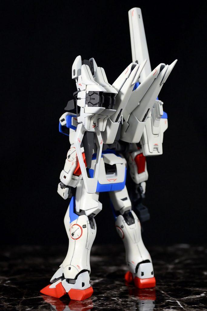HG1/144 セカンドV アピールショット2