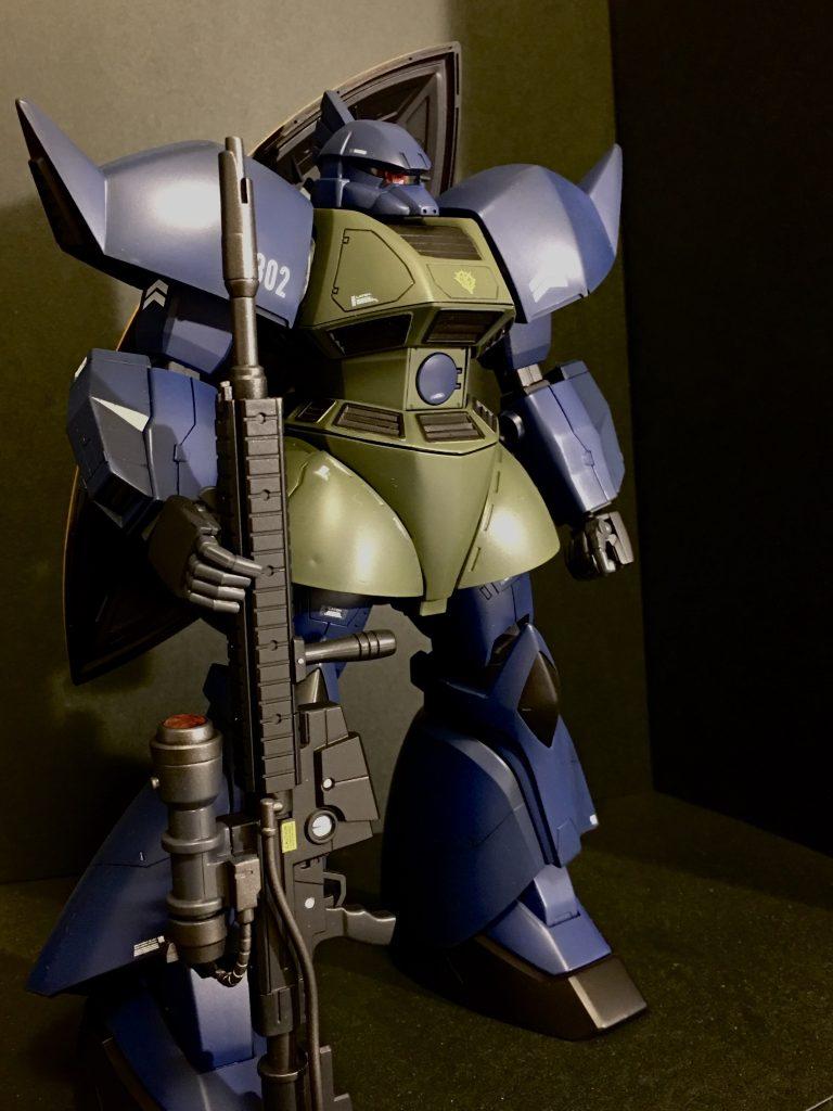 MG/ゲルググ(ガトー専用機)