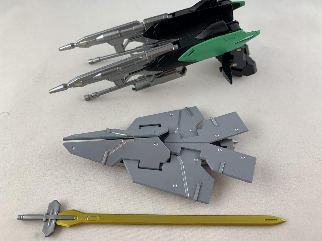 ASW-G-01/E ガンダムバエル・エラー アピールショット6