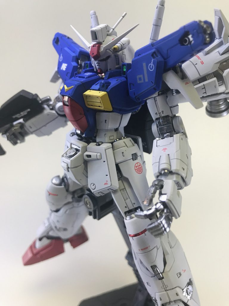 GUNDAM GP01 FULL BURNERN
