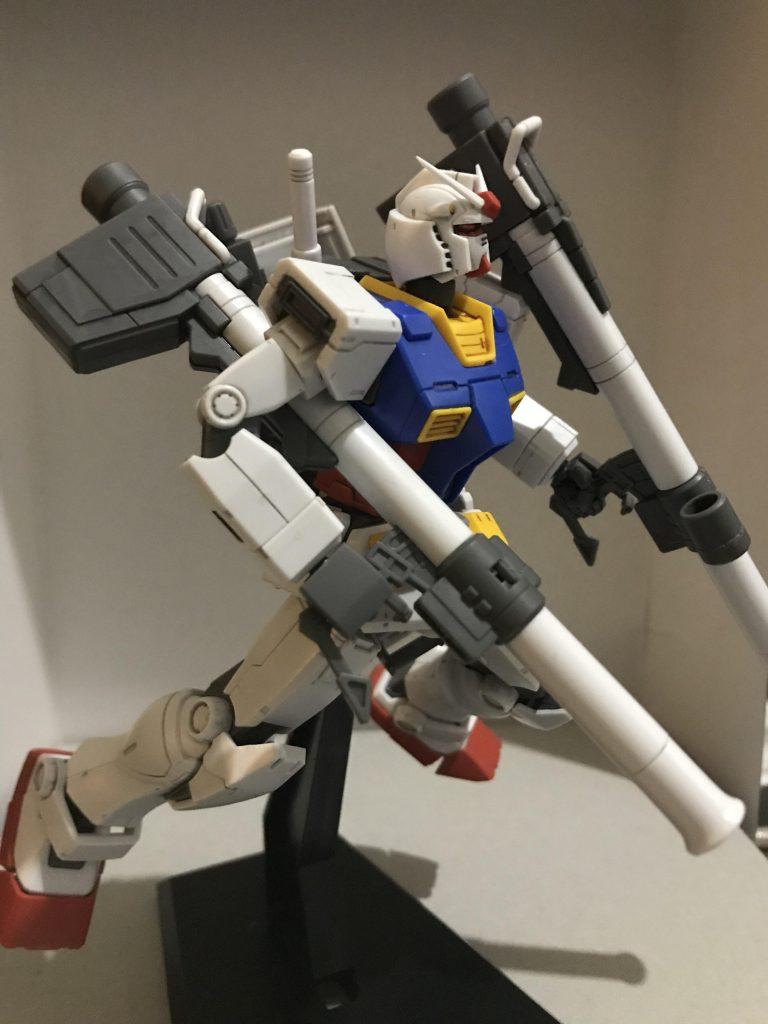 RX-78-2 ガンダム(最終戦仕様)  アピールショット6