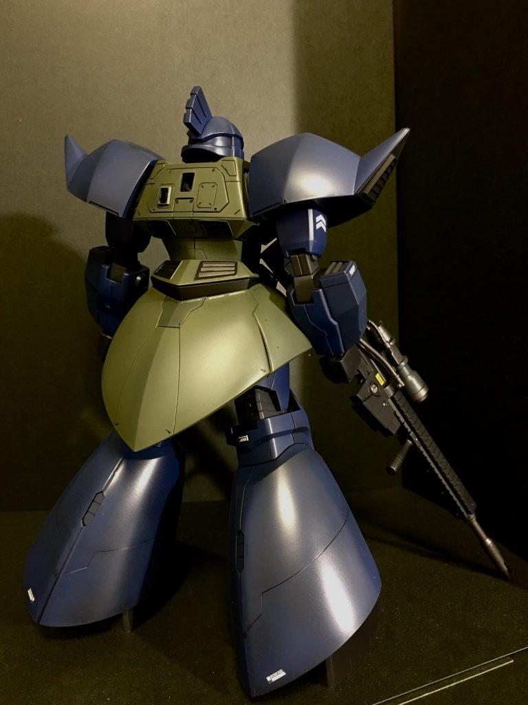 MG/ゲルググ(ガトー専用機) アピールショット5
