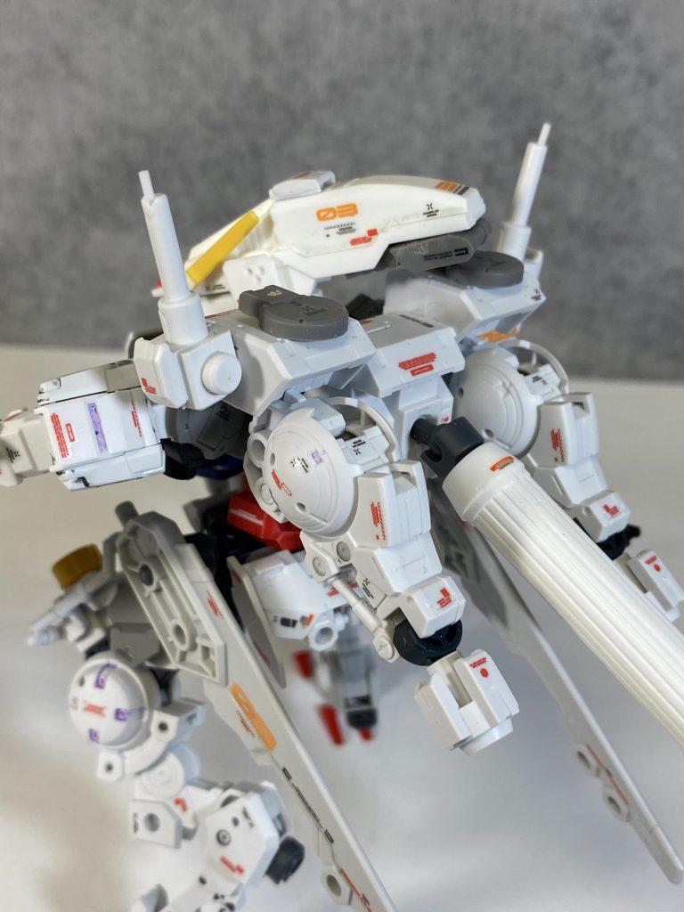 RX078 G-ボゥイ 制作工程1