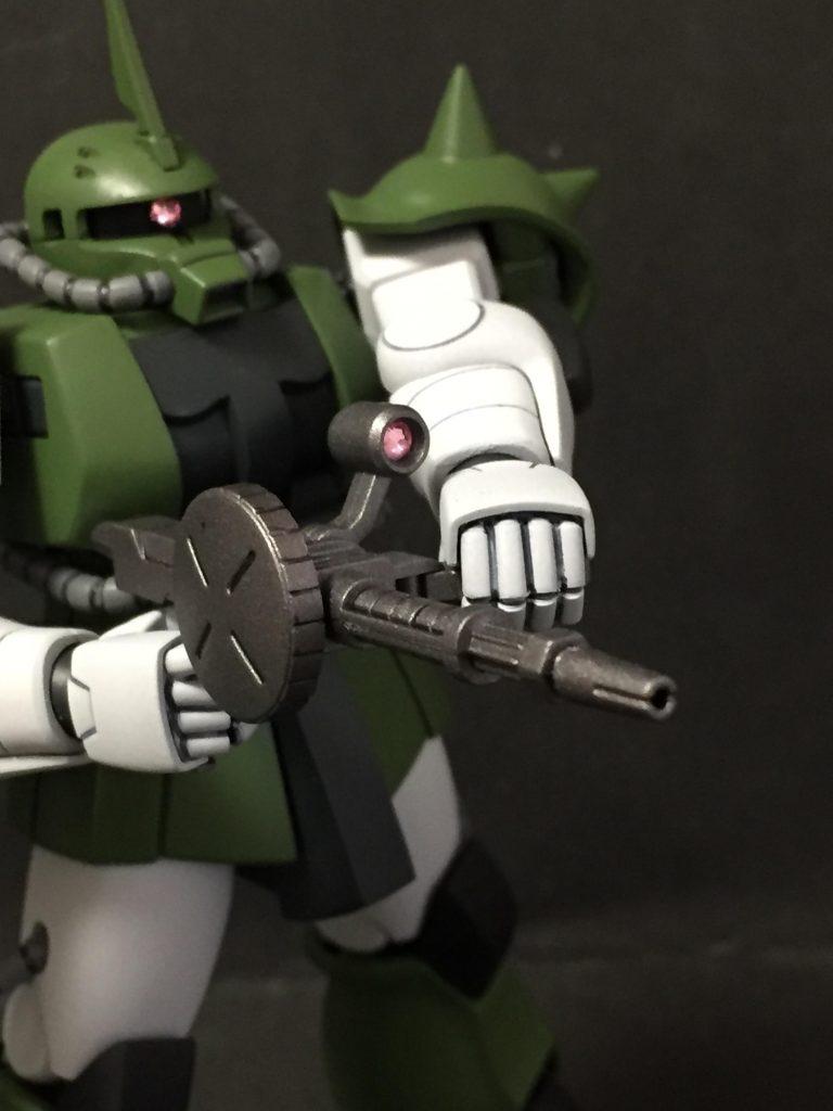 ザクⅡFS型 アピールショット6
