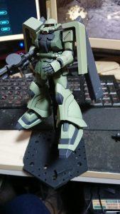 ザクⅡ F2突撃仕様