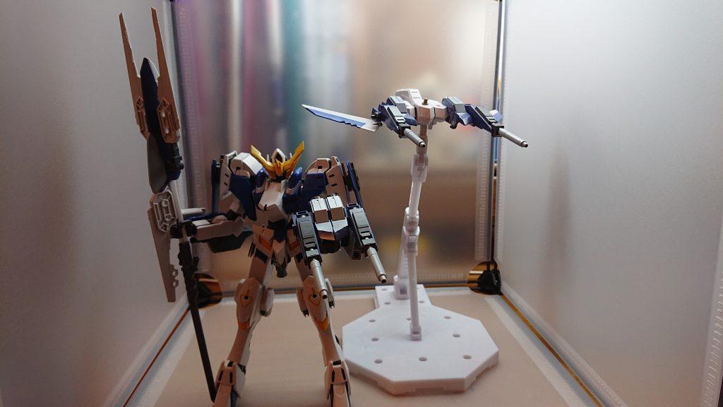 大海の戦騎 バルバトスポセイディア 制作工程3