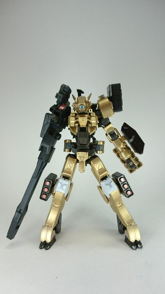 ASW-G-59 ガンダム・オリアス アピールショット1