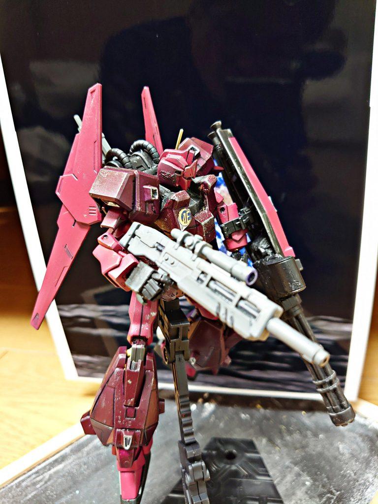 百式 弐型:決戦仕様シャア専用機 アピールショット3