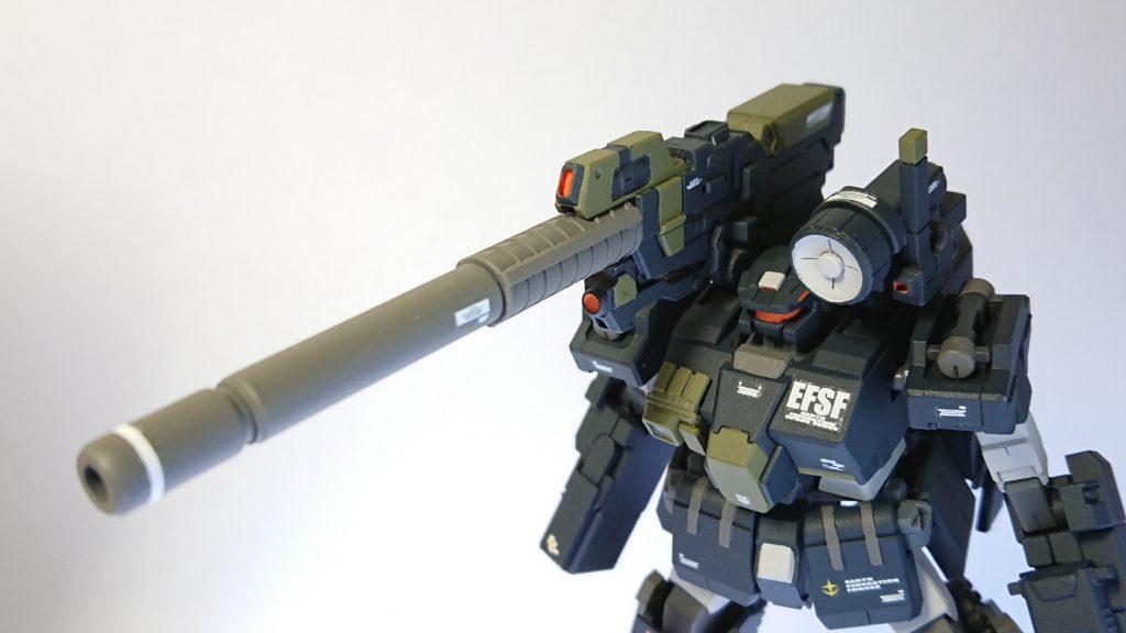 ロト twin set 連邦カラー&超長距離狙撃仕様 アピールショット2