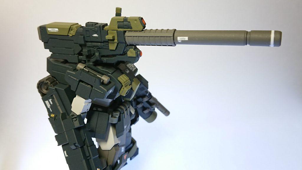 ロト twin set 連邦カラー&超長距離狙撃仕様 アピールショット3