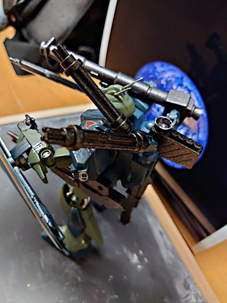 gp05 「サンフラワー」:バイオセンサー搭載機 アピールショット2