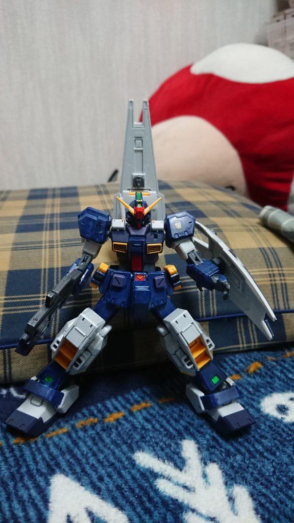 RX-121-1 ガンダムTR-1ヘイズル改