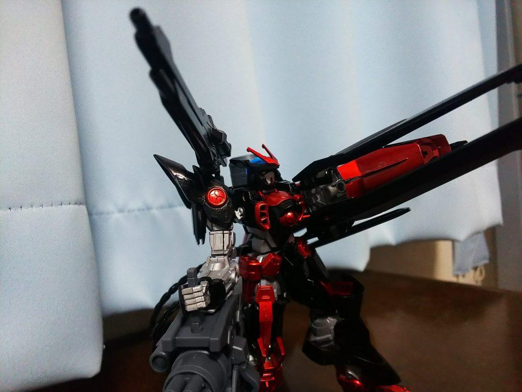 GBN-BF002 アストレイ・ラプチャー