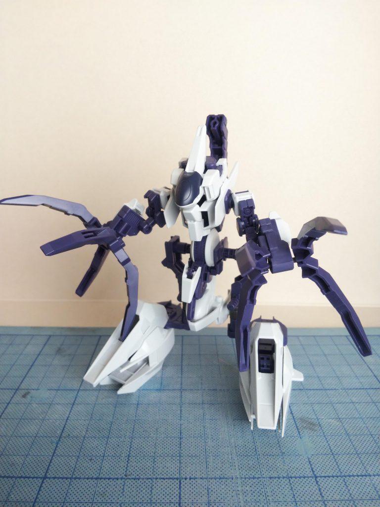 サポートメカ(ハイゼンスレイⅡ・ラー余剰パーツ) アピールショット3