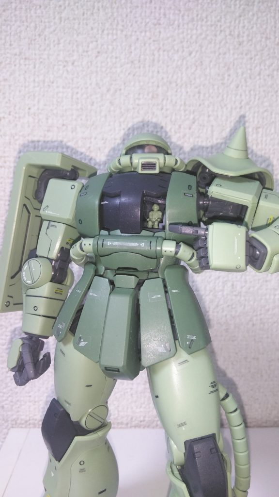 MG ザクⅡ ver.2.0