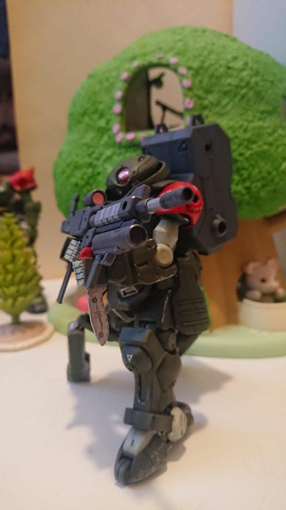 グリモアレッドベレー レッドショルダー部隊 アピールショット2
