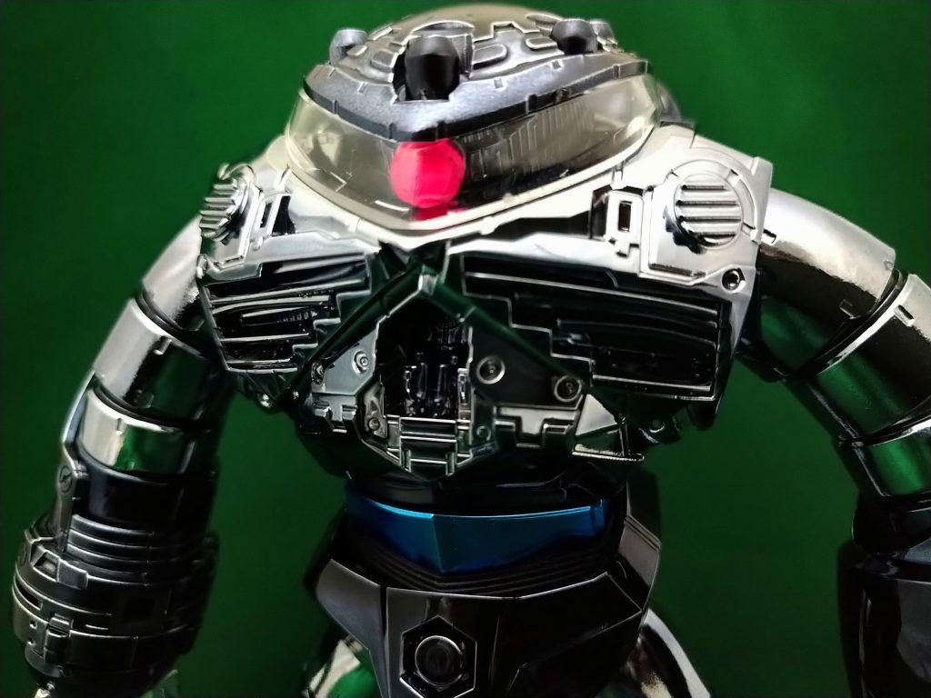 MG量産型ズゴック【フルメッキ】 制作工程1