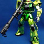 MG量産型ザクⅡ F型 2.0【フルメッキ】