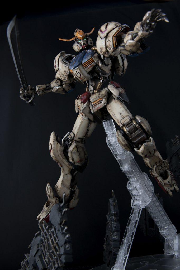 MG ガンダムバルバトス アピールショット7