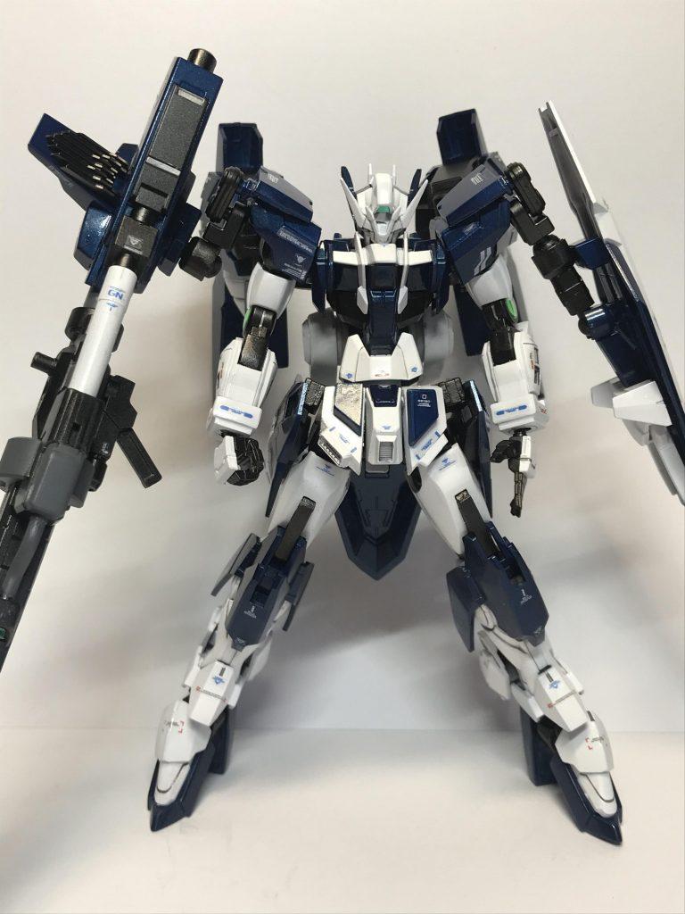 GN00R ガンダムルヒエル アピールショット1