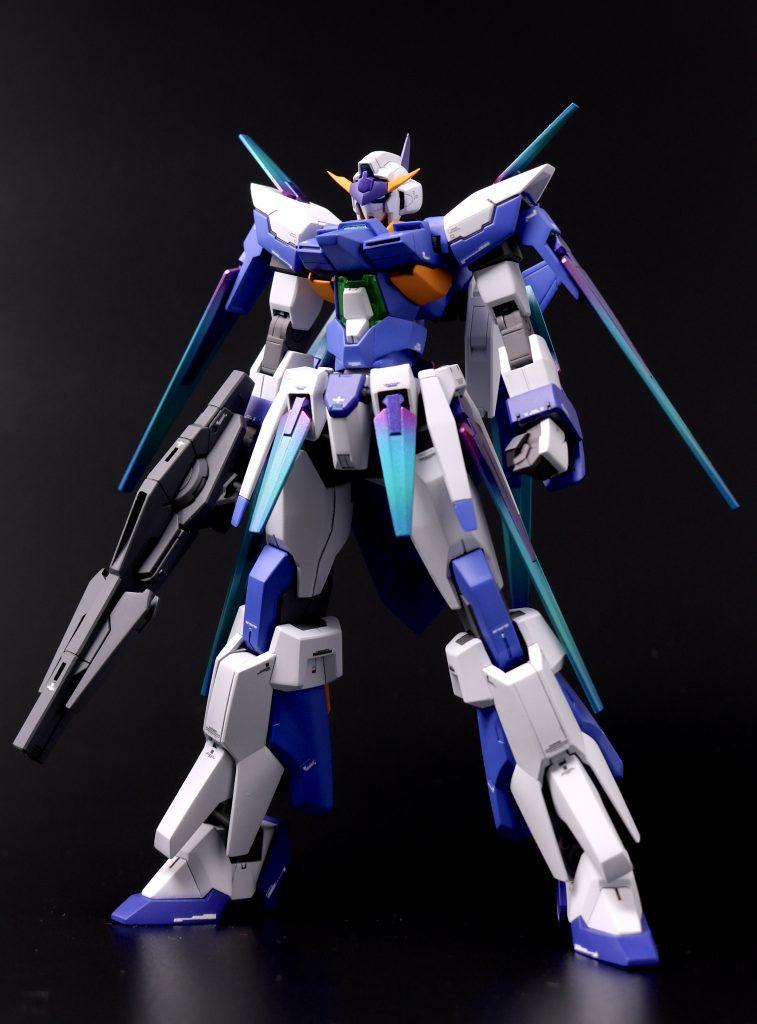 ガンダムAGE FX-AURORA- アピールショット1