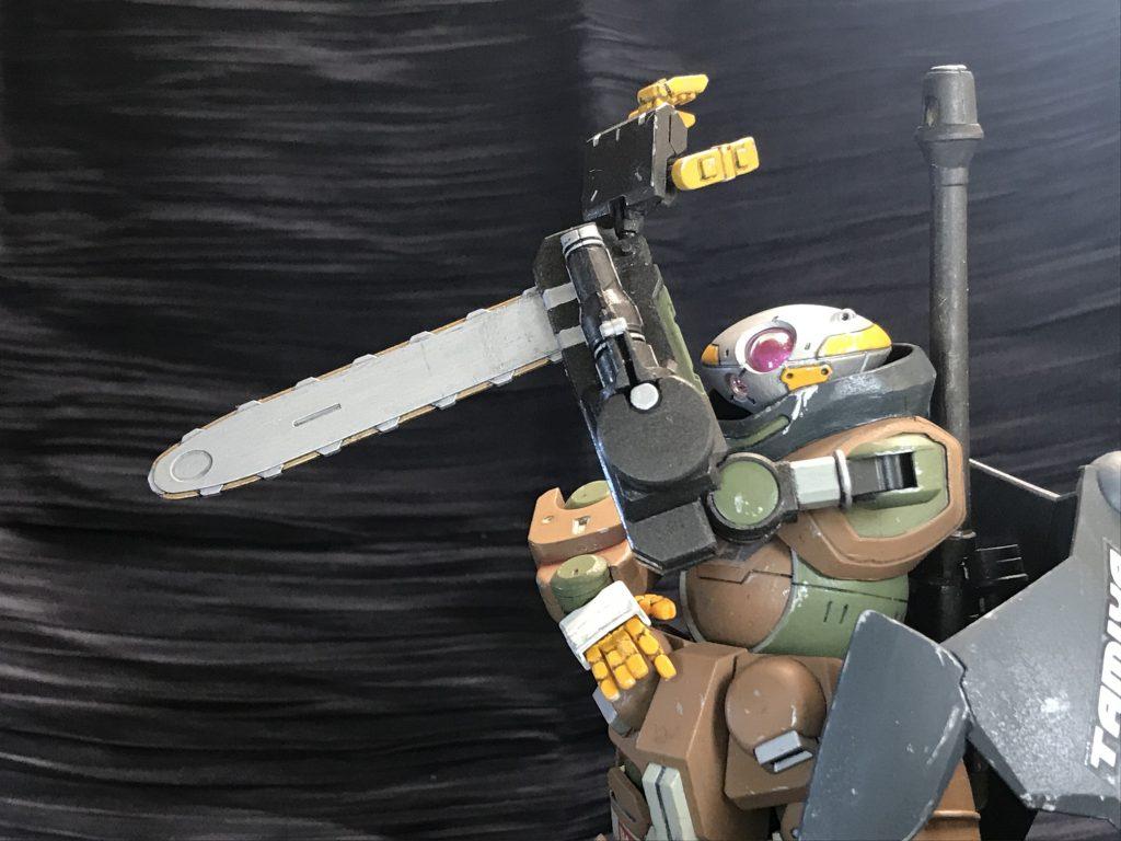 グリモア ゾンビストライカー アピールショット8