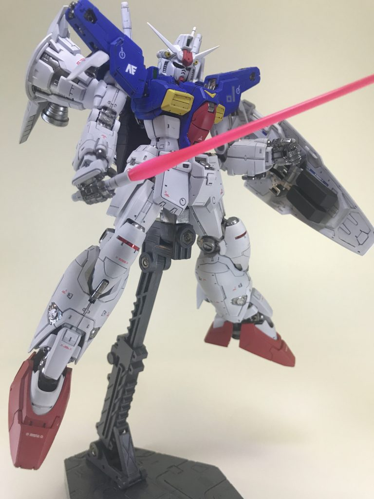 GUNDAM GP01 FULL BURNERN アピールショット2