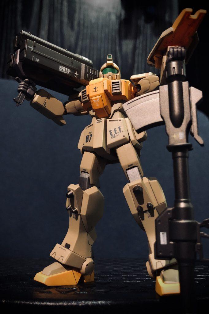 HG RGM-79[G] GM Ground Type