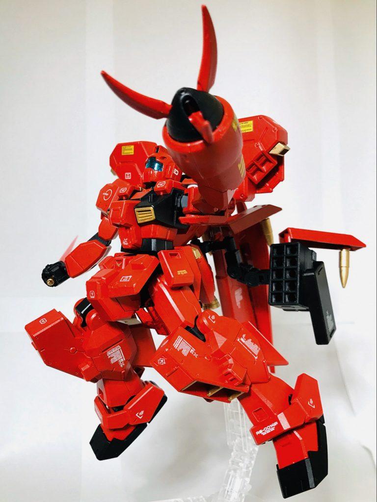 【HG】RX-121-00 RGM TR-1 【michibon CUSTOM】 制作工程1