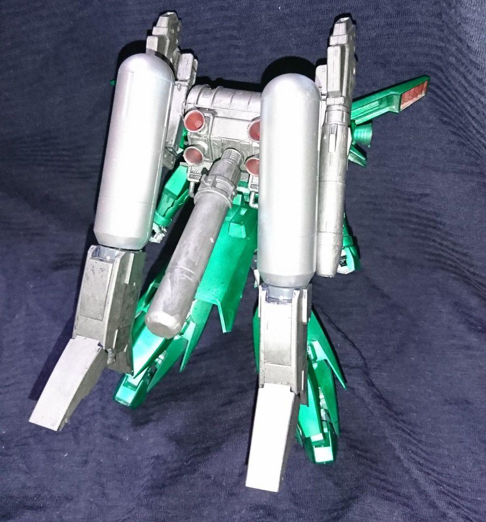強襲型FAガンダムmark3 制作工程1